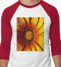 FloralFantasia 21 Men's Baseball ¾ T-Shirt