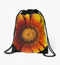 FloralFantasia 21 Drawstring Bag