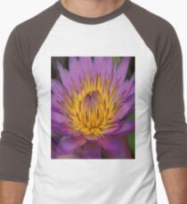 FloralFantasia 22 Men's Baseball ¾ T-Shirt