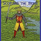 Scotland the Brave by Richard Fay
