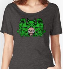 Monsters (Green) Women's Relaxed Fit T-Shirt