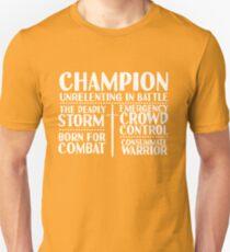 Champion - LoTRO Unisex T-Shirt
