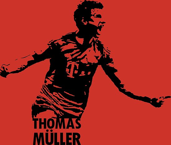 Thomas Muller by MisterJfro