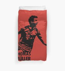 Thomas Muller Duvet Cover