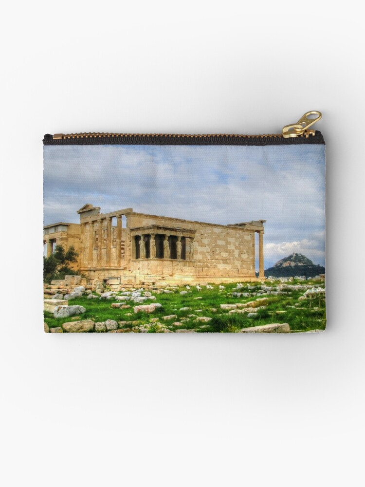 The Erechtheum by Vicki Spindler (VHS Photography)