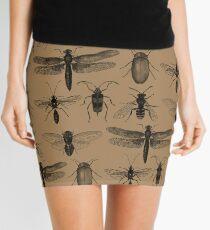 Entomologie studiert Muster Minirock