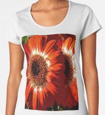 FloralFantasia 26 Women's Premium T-Shirt