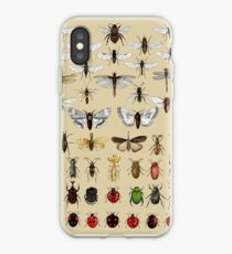 Entomology Insect studies collection  iPhone Case