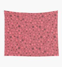 Red Spots Wall Tapestry