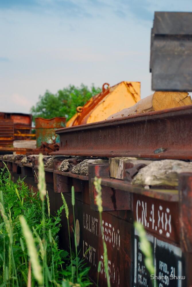 Railcar by Shane Shaw