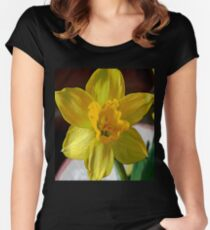 FloralFantasia 28 Women's Fitted Scoop T-Shirt