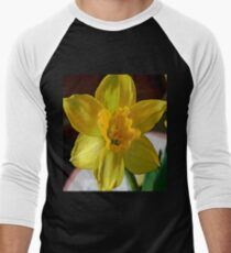 FloralFantasia 28 Men's Baseball ¾ T-Shirt