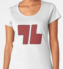 Trainer Red 96 Shirt Women's Premium T-Shirt