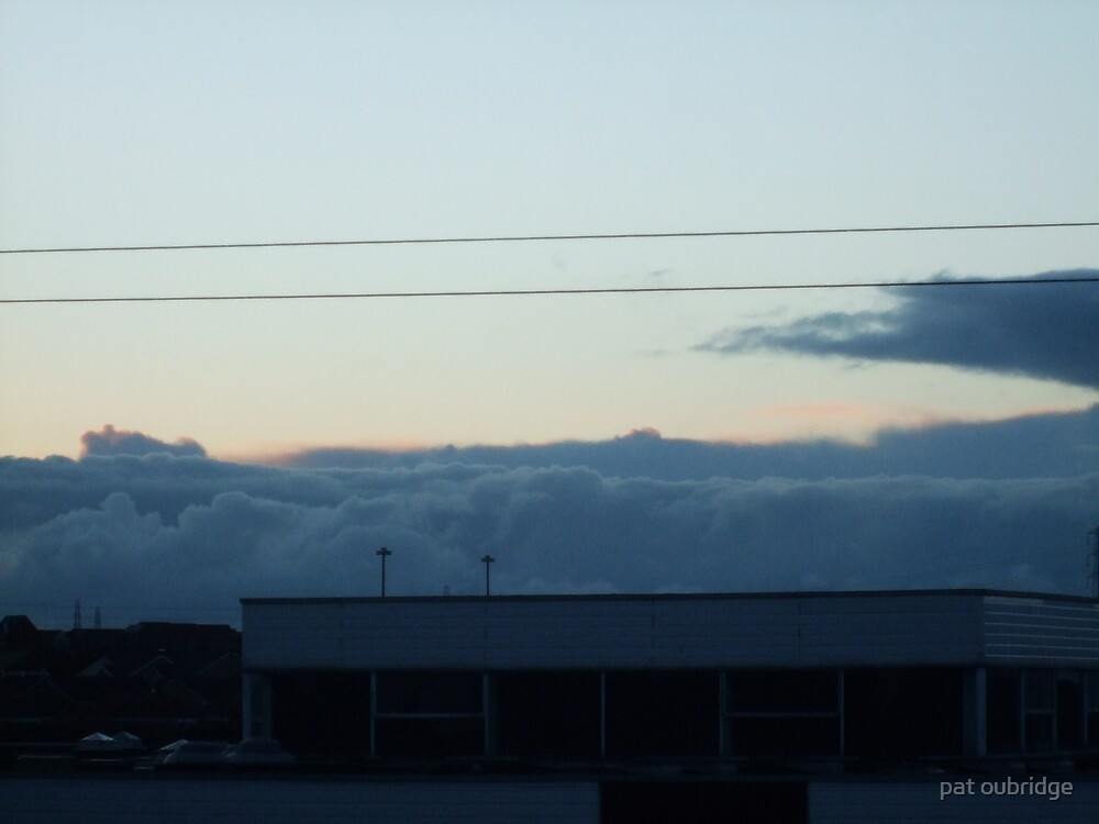Black Weather by pat oubridge