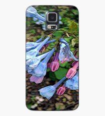 FloralFantasia 29 Case/Skin for Samsung Galaxy