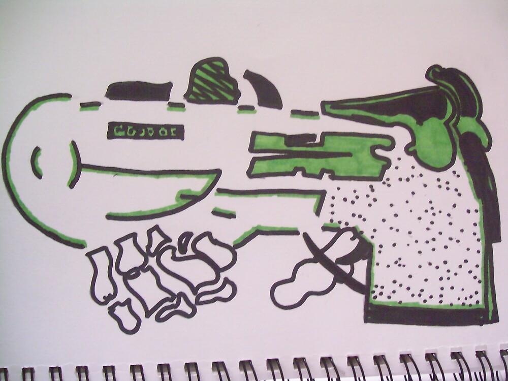 goo gun by jesswood93