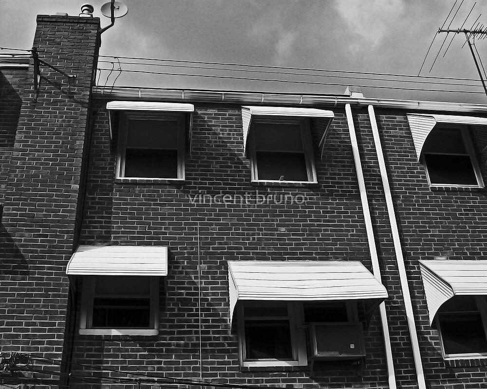 row home 1 by vincent bruno