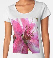 FloralFantasia 30 Women's Premium T-Shirt