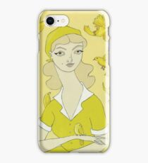 Canary Keeper iPhone Case/Skin