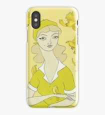 Canary Keeper iPhone Case/Skin