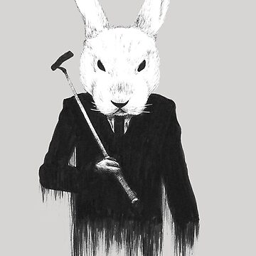 The White Rabbit by dariaparsa