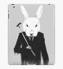 The White Rabbit iPad Case/Skin