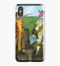 dynasty warriors  parody  iPhone Case/Skin