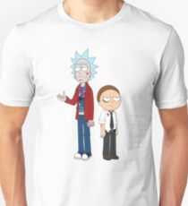 Rick and Morty / Fight Club T-Shirt
