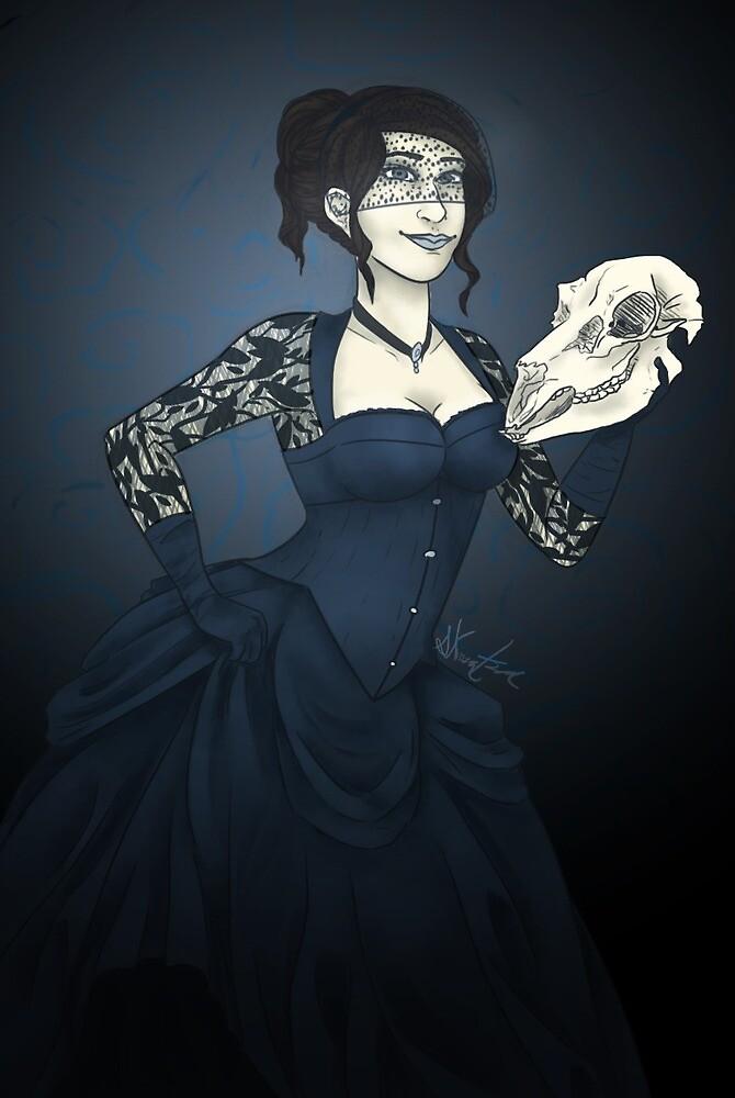 Spook Princess by SageSK