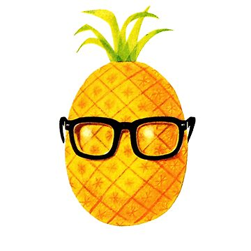 Mr. Pineapple by heatherlandis