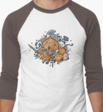 RPG United Men's Baseball ¾ T-Shirt