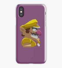 Wario iPhone Case