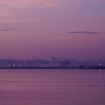 Belfast Harbour by 1mjordan