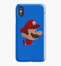 Jumpman Mario iPhone Case/Skin