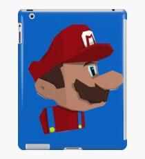 Jumpman Mario iPad Case/Skin