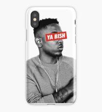 Ya Bish - King Kendrick iPhone Case/Skin
