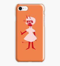 Devil Girl iPhone Case/Skin
