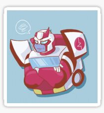 Ratchet-- Grump Sticker
