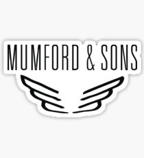 Mumford Music Sticker
