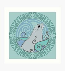 I am a lure: from paradise Art Print