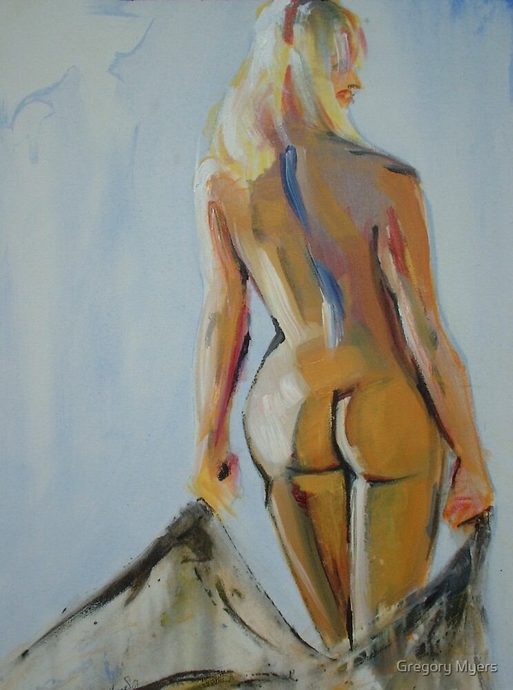 Nude 1 by Gregory Myers