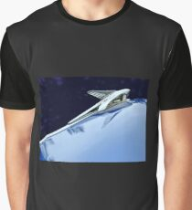 1951  Ford Hood Ornament Graphic T-Shirt