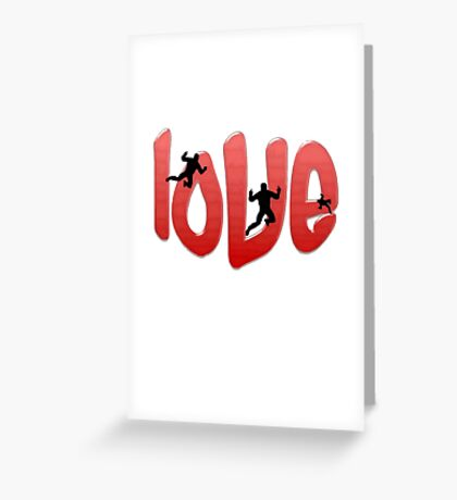 What Makes Men Fall in Love Greeting Card
