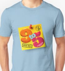 CTG 9 to 5: The Musical - Post-it Note T-Shirt
