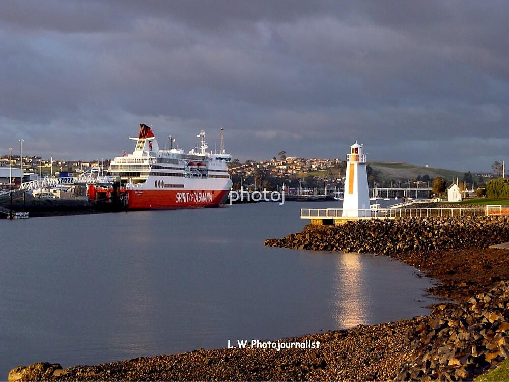 photoj Tas, Devonport by photoj