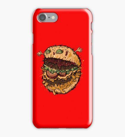 Monster Burger iPhone Case/Skin