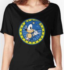 Shaka Sonic Women's Relaxed Fit T-Shirt