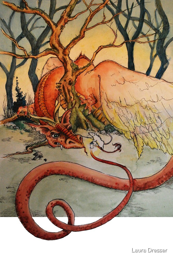 Dragon Slayer by Laura Dresser