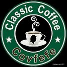 Covfefe Coffee by ayemagine