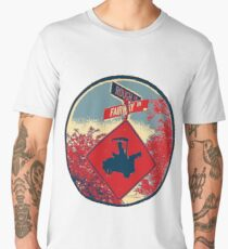 Rough - Fairway - Golf Cart Men's Premium T-Shirt